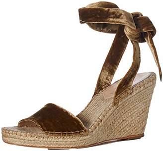Loeffler Randall Women's Harper-CVL Espadrille Wedge Sandal