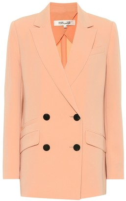 Diane von Furstenberg Madison double-breasted blazer