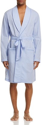 Hanro Ryan Robe $258 thestylecure.com