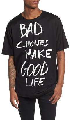 Antony Morato Bad Choices Graphic T-Shirt