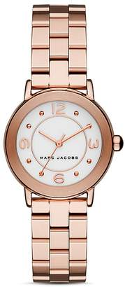 Marc Jacobs Riley Watch, 28mm