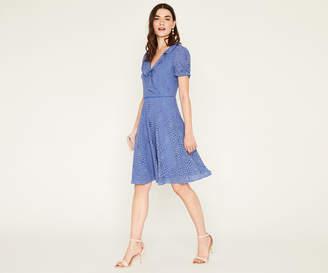 Oasis LONG LACE TEA DRESS
