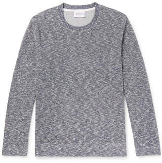 Norse Projects Runi Mélange Cotton-Blend Terry Sweatshirt