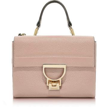 Coccinelle Arlettis Leather Top Handle Crossbody Bag
