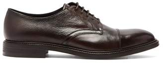 Paul Smith Rosen Leather Derby Shoes - Mens - Brown