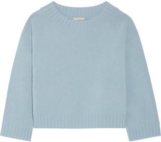 Vince - Cashmere Sweater - Sky blue $345 thestylecure.com
