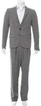 CNC Costume National Linen-Blend Two-Piece Suit w/ Tags