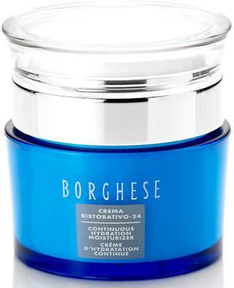 Borghese Crema Ristorativo-24 Continuous Hydration Moisturiser (30ml)