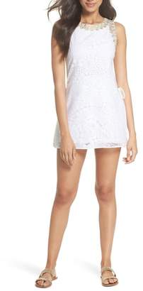 Lilly Pulitzer R) Donna Lace Romper