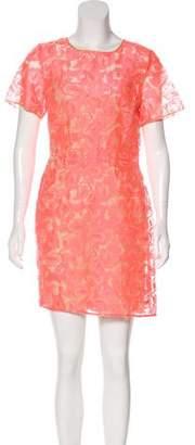 Veronica Beard Paisley Mini Dress