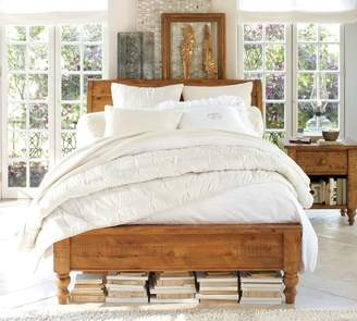 Pottery Barn Bed & Tall Dresser