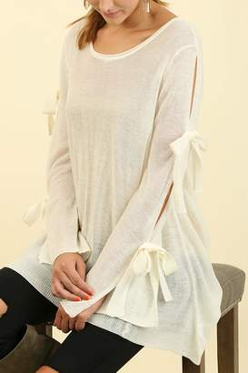 Umgee USA A Line Sweater