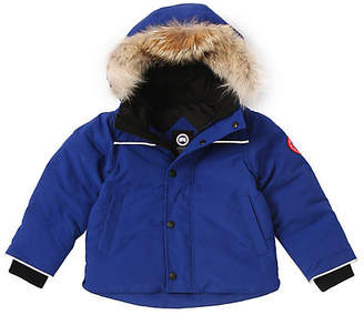 Canada Goose (カナダ グース) - [Canada Goose] 4599k Snowy Owl Parka(Kids)