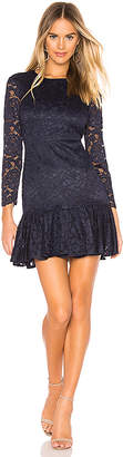 Bardot Rubi Long Sleeve Lace Dress