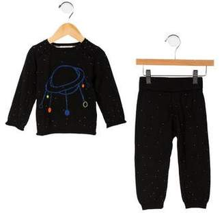 Billy Bandit Boys' Planet Pullover Outfit w/ Tags