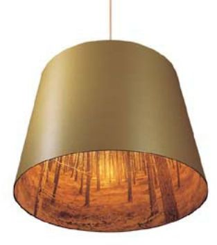 Ceiling Lamp - Shady Tree Green