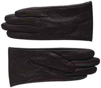 14bc1b782cbdd Butter Shoes SNUGRUGS Womens Soft Premium Leather Glove with Warm Fleece  Lining - - (7.5