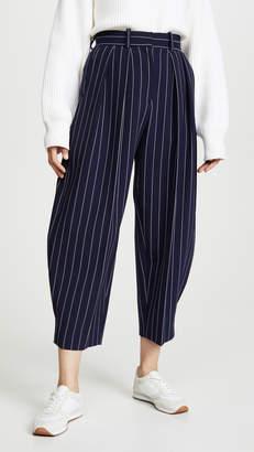 See by Chloe Pinstripe Trousers