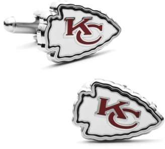 Cufflinks Inc. Cufflinks, Inc. 'Kansas City Chiefs' Cuff Links