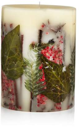 """Red Currant & Cranberry 6.5"""" Round Candle"""