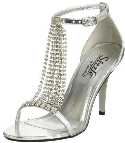Sizzle by Coloriffics Women's Atlantis Sandal