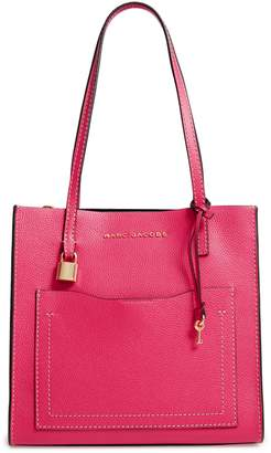 Marc Jacobs The Grind Medium Leather Tote