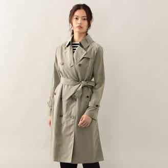 Sanyo (サンヨー) - サンヨー ウィメン [Spring Coat]ナイロンワッシャーダブルトレンチコート