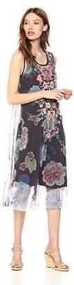 Johnny Was Biya by Women's Hahna Mesh Dress