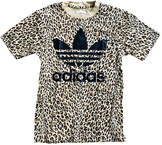 Jeremy Scott Pour Adidas Cotton Top for Women