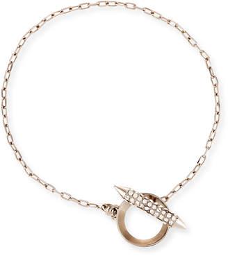 MIO Cyn Crystal Toggle Bracelet