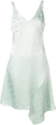 Off-White monogram print dress