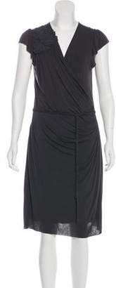 Bailey 44 Ruched Knee-Length Dress