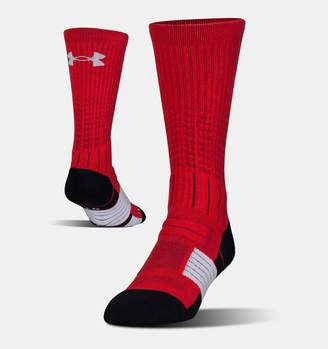 Under Armour Men's UA Unrivaled Crew Socks