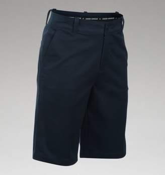 93692e9238 at Under Armour · Under Armour UA Boys Uniform Chino Shorts