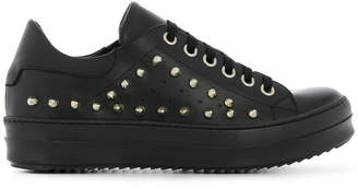 Les Hommes studded low-top sneakers