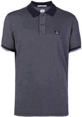 C.P. Company piqué polo shirt