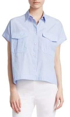 Rag & Bone Cotton Pearson Shirt