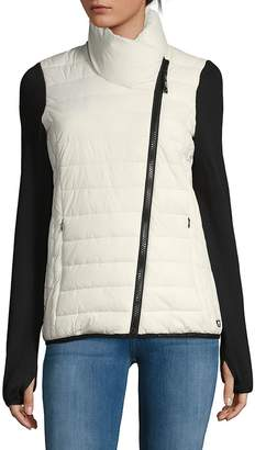 Andrew Marc Performance Women's Solid Quilted Jacket