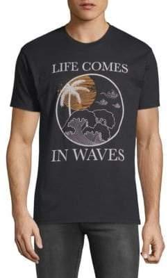 Kinetix Life In Waves Tee
