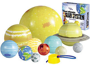 Learning Resources Inflatable Solar System Set by Learning Resourc