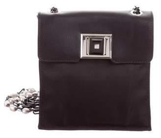 Andrew Gn Nylon Shoulder Bag