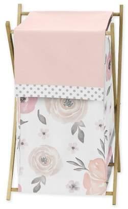JoJo Designs Sweet Floral Laundry Hamper