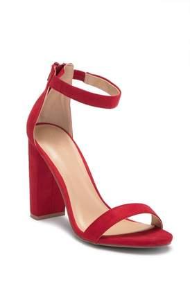 Wild Diva Lounge Morris Statement High Heel Sandal