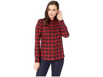 Pendleton Audrey Fitted Flannel Shirt