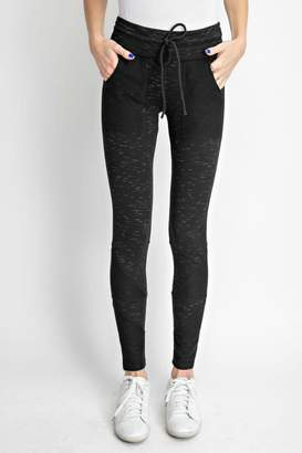 Easel Heathered Ultra-Soft Jeggings