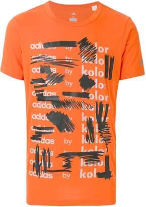 adidas Graphic logo T-shirt
