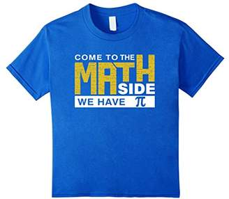 Pi Come To The Math Side We Have T-Shirt