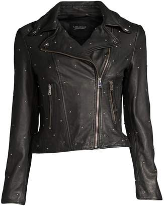 LAMARQUE Piper Studded Jacket