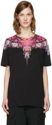 Marcelo Burlon County of Milan SSENSE Exclusive Black Filipa T-Shirt $260 thestylecure.com