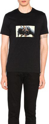 Givenchy Graphic Tee $595 thestylecure.com